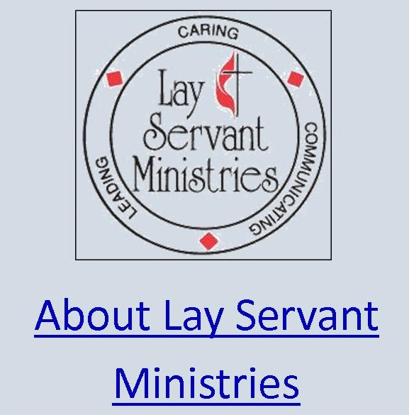 About Lay Servant Ministry